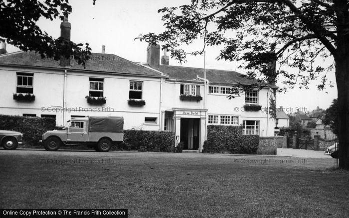 Photo of Rottingdean, Dene Hotel c.1960