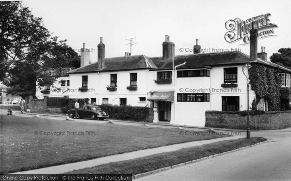 Photo of Rottingdean, Dene Hotel c.1965