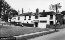 Rottingdean, Dene Hotel c.1965