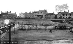 Rottingdean, From The Pier 1896