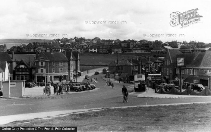Photo of Rottingdean, General View c.1950
