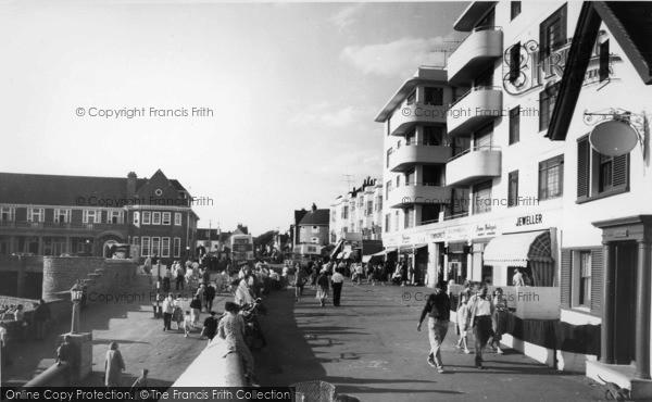 Photo of Rottingdean, High Street c.1960