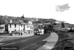 Rottingdean, Marine Drive c.1950