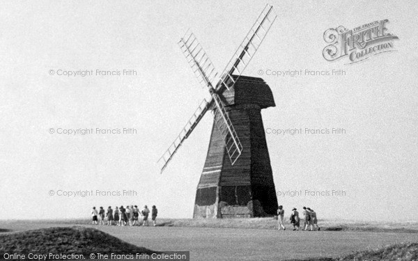 Photo of Rottingdean, Old Windmill c.1950