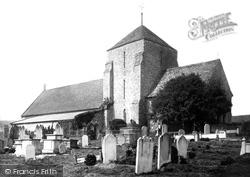 Rottingdean, Parish Church Of St Margaret 1889