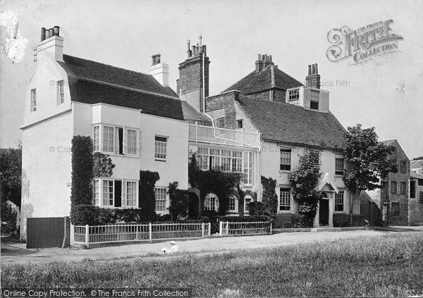 Photo of Rottingdean, Sir Edward Burne Jones's House c.1900