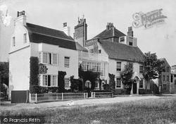 Rottingdean, Sir Edward Burne-Jones's House c.1900