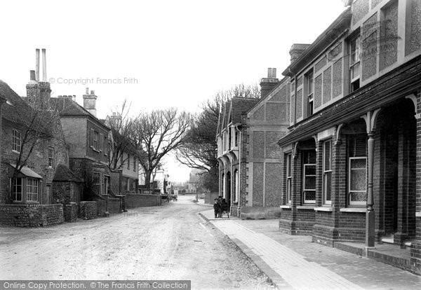 Photo of Rottingdean, Street 1896