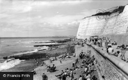Rottingdean, The Beach c.1965