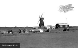 Rottingdean, The Downs c.1955