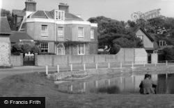 Rottingdean, The Green c.1950
