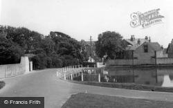The Green c.1950, Rottingdean
