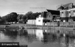 The Pond c.1960, Rottingdean