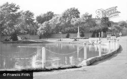 Rottingdean, The Pond c.1960