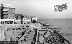 Rottingdean, The Promenade c.1955