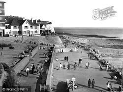 Rottingdean, The Promenade c.1960