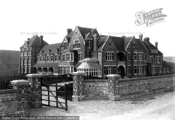 Photo of Rottingdean, The School 1896