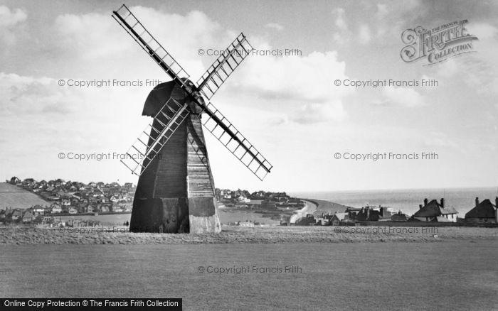 Photo of Rottingdean, The Windmill c.1955