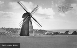 Rottingdean, the Windmill c1955