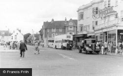 Rottingdean, Town Centre c.1950