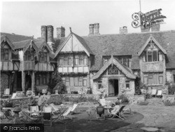 Rottingdean, Tudor Close Hotel c.1950