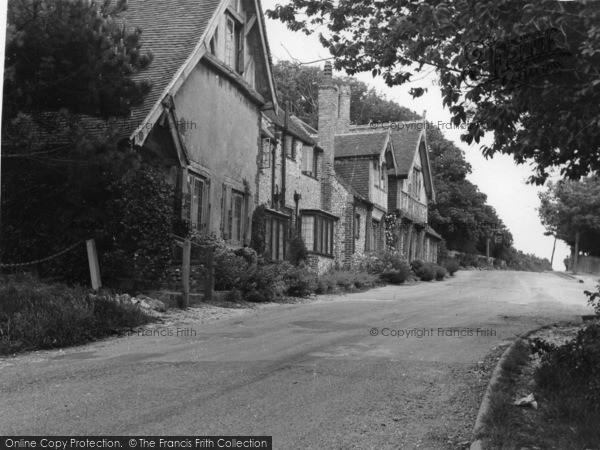 Photo of Rottingdean, Tudor House c.1950