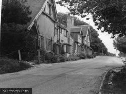 Rottingdean, Tudor House c.1950