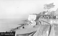 Rottingdean, Undercliff Walk c.1955