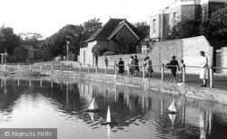 Rottingdean, Village Pond c.1950
