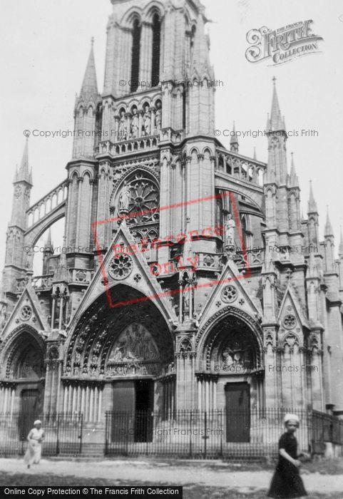 Photo of Rouen, Old église Sainte Jeanne D'Arc c.1930