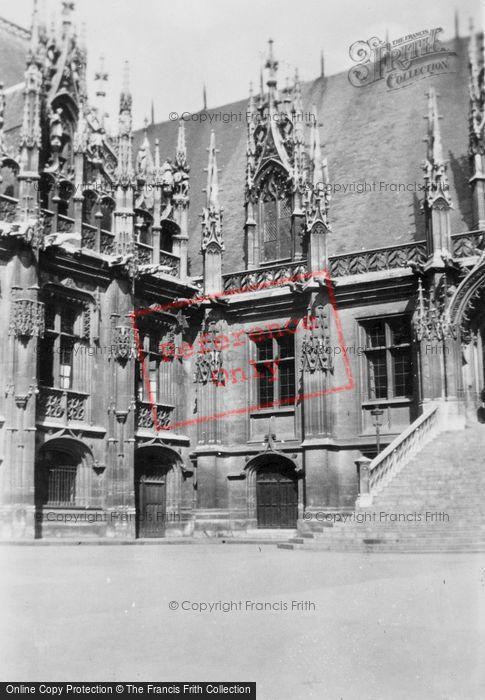Photo of Rouen, Palais De Justice c.1930