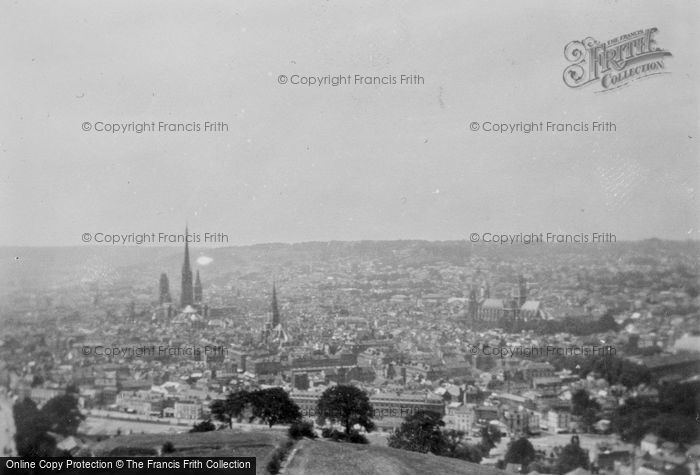 Photo of Rouen, Panorama c.1930