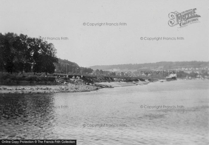 Photo of Rouen, River Seine c.1930