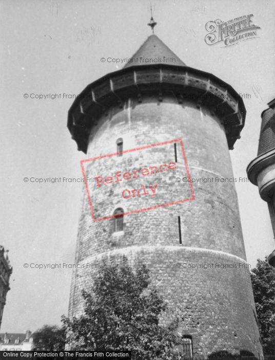 Photo of Rouen, Tour Jeanne D'Arc 1965