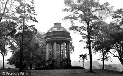 Roundhay Park, The Drinking Fountain c.1960