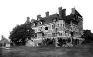 Rousdon, Rousdon House 1900