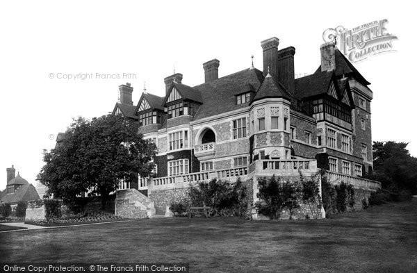 Rousdon, House 1900