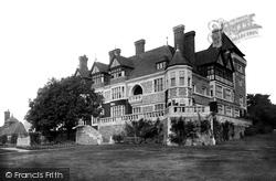 Rousdon House 1900, Rousdon