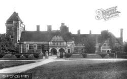 Rousdon House 1903, Rousdon