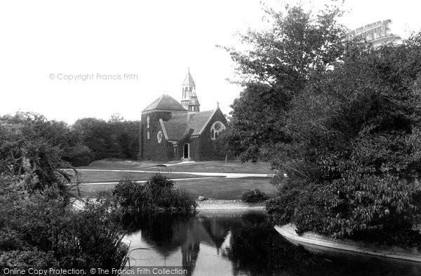 Rousdon, Church 1900