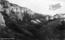The Landslip 1903, Rousdon