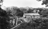 Rousdon, the Landslip and Whitlands Cottages 1900