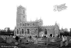 St Matthew's Church 1899, Rowde