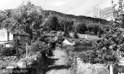 Rowen, The Village c.1960
