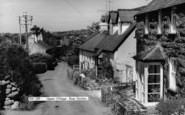Rowen, Upper Village, Rose Gerlan c.1960