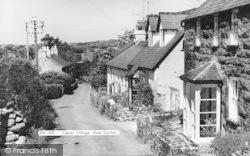 Rowen, Upper Village, Rose Gerlan c.1960