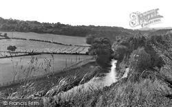 The Derwent Valley c.1955, Rowlands Gill