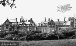 Frensham Heights School c.1955, Rowledge