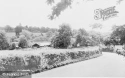 General View c.1960, Rowledge