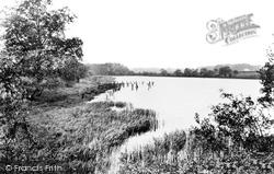 Lodge Pond 1930, Rowledge